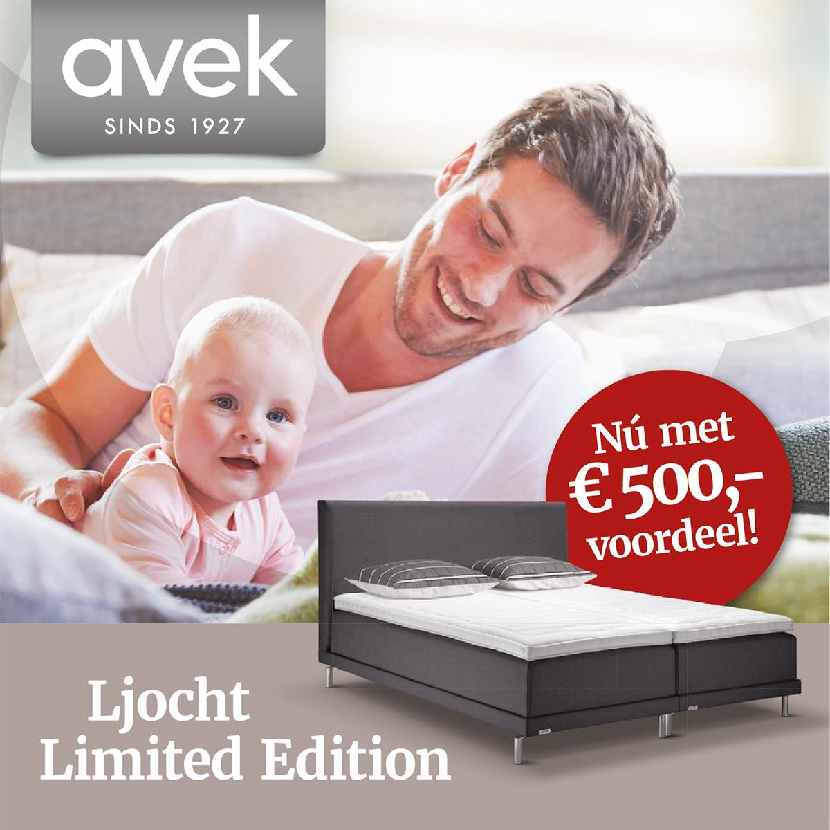 AVEK LJOCHT LIMITED EDITION